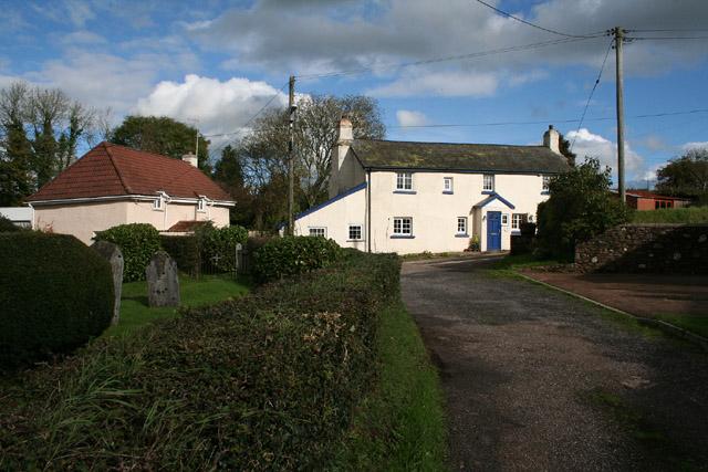Cruwys Morchard: Way Village