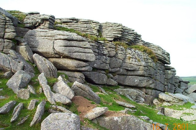 East Mill tor - Dartmoor