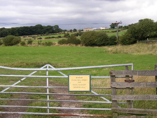 Fields off High Moor Lane, Clifton