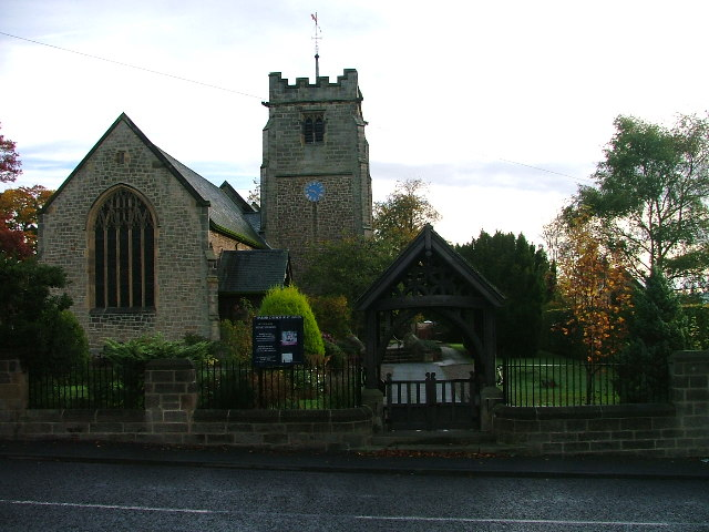 Church of St. Oswin, Wylam