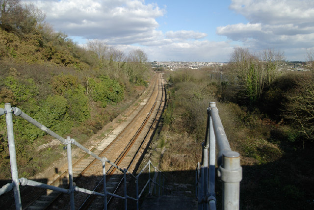 Site of Defiance Halt, Wearde, Saltash