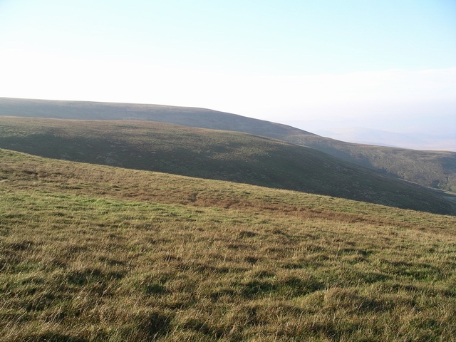 North Ridge, Hart Fell