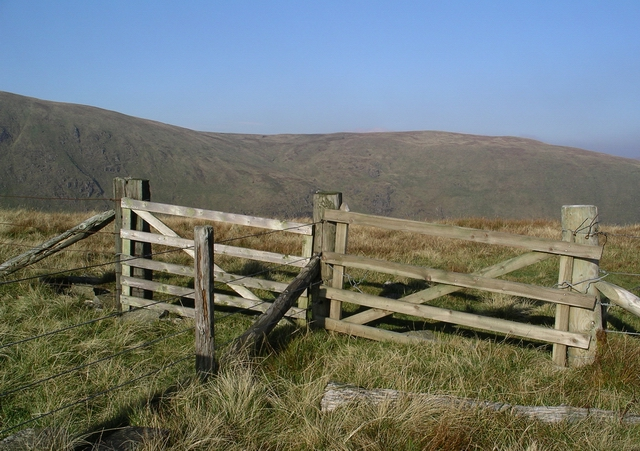 Gates, Hart Fell