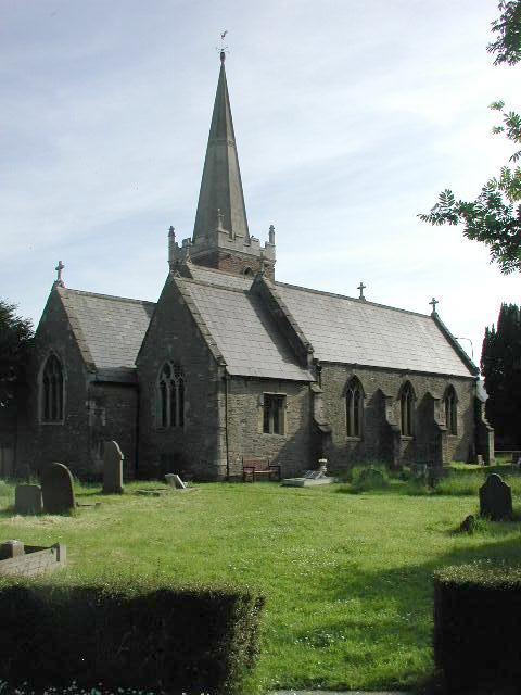 Mangotsfield (Glos) St James Church