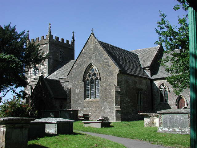 Old Sodbury (Glos) St John the Baptist Church