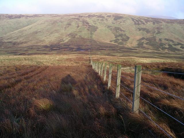 Fence, Hartfell Rig