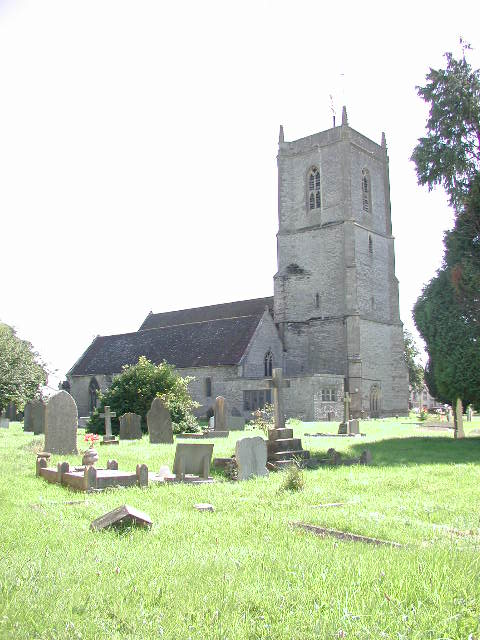 Pucklechurch (Glos) St Thomas a Becket church