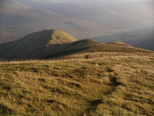 South ridge, Saddle Yoke