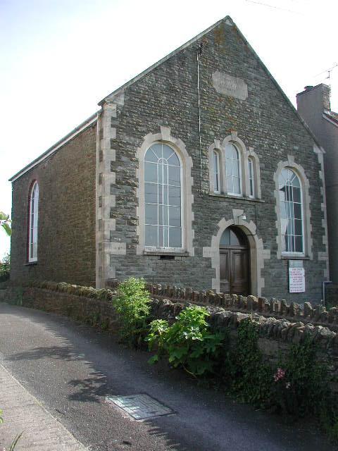 Shortwood (Glos) Primitive Methodist Chapel