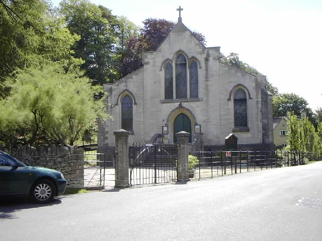 Amberley (Glos) Holy Trinity Church