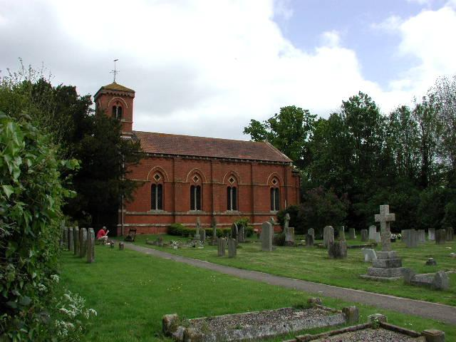 Apperley (Glos) Holy Trinity Church