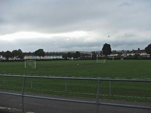 Recreation Ground, Eastbourne, Sussex