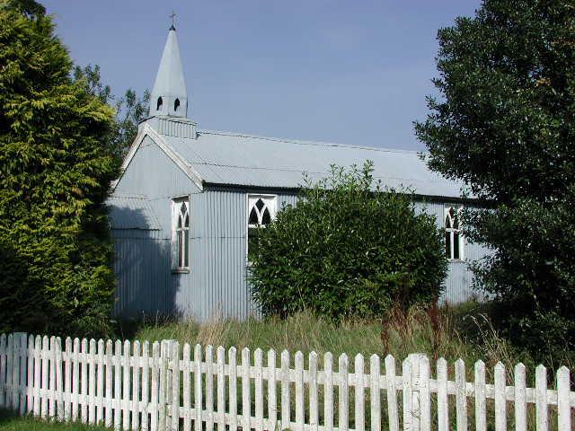 Breadstone (Glos) St Michael's Church