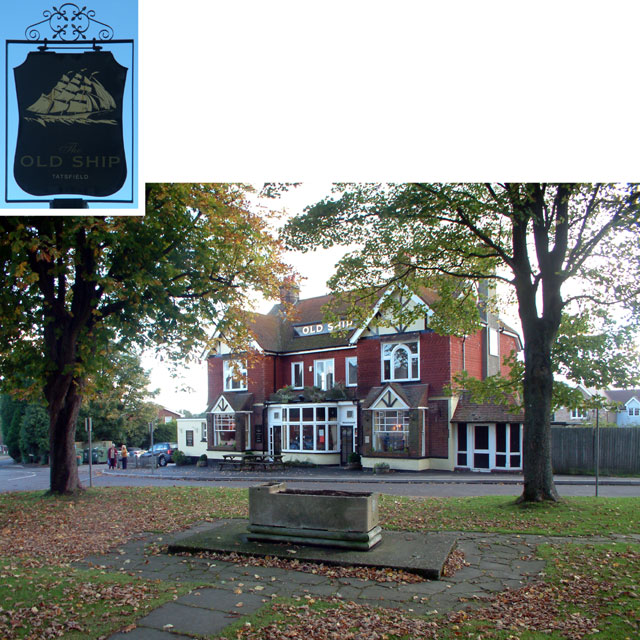 The Old Ship, Westmore Green, Tatsfield TN16
