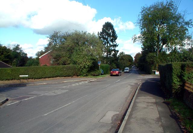 Paynesfield Road, Tatsfield TN16