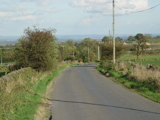 A quiet road to Kettlesing