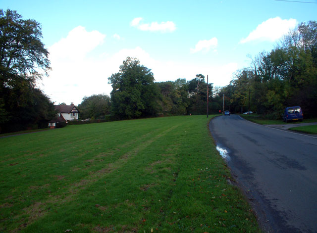 Ricketts Hill Road, Tatsfield TN16