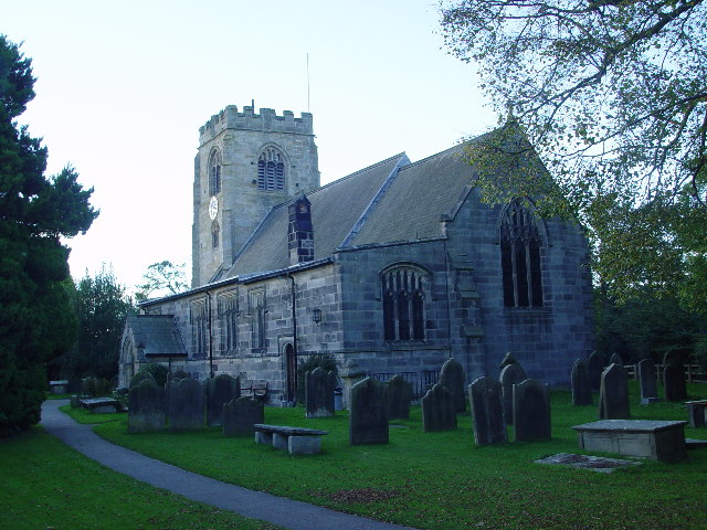 Hampsthwaite Church