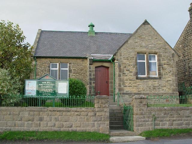Wilsill Methodist Church