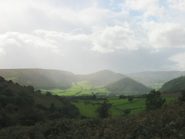 Worsell Wood and Hanter Hill