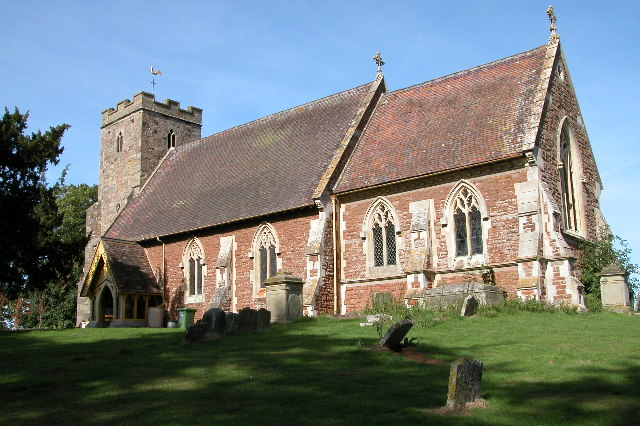 Oxenhall Church