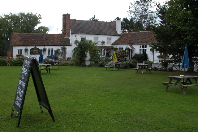 The Wallwyn Arms at Much Marcle
