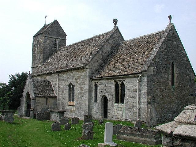 Brookthorpe (Glos) St Swithin's Church