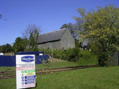 Ballure Church, Ramsey