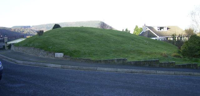 Killeaba Mound, Ramsey