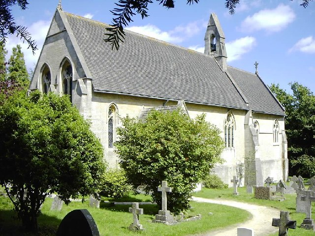 France Lynch (Glos) St John the Baptist's Church