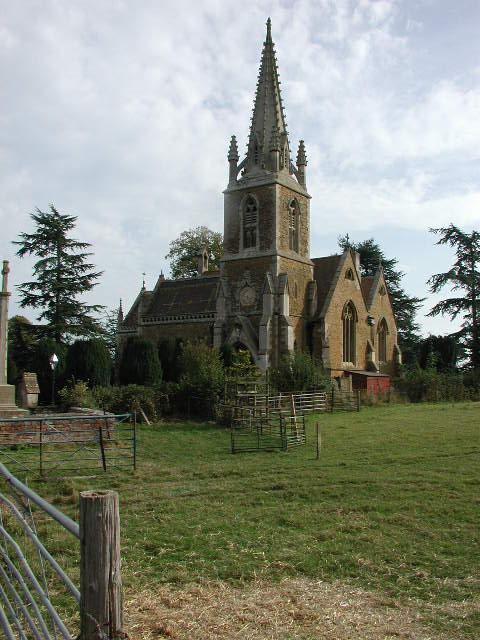 Fretherne (Glos) St Mary's Church
