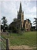 SO7309 : Fretherne (Glos) St Mary's Church by ChurchCrawler
