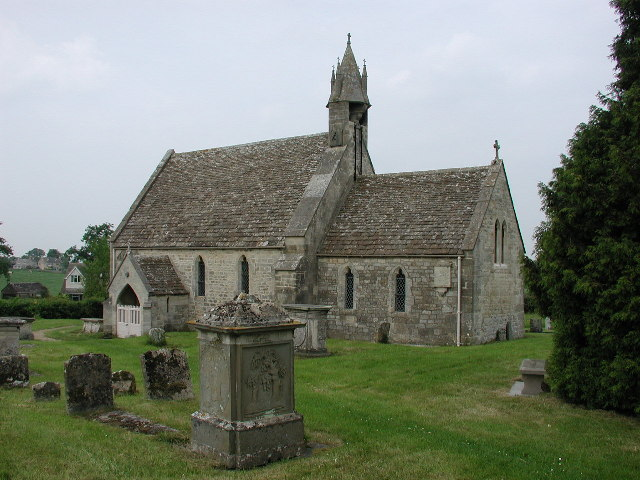 Harescombe (Glos) St John the Baptist's Church