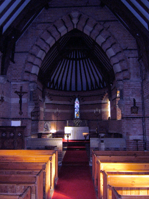 Snitterby Church - Interior