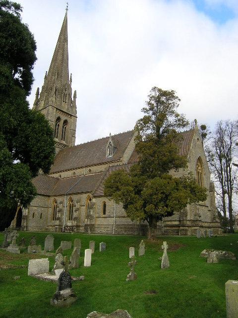 Highnam (Glos) Holy Innocent's Church