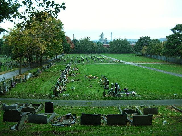 Cemetery - Healdfield Road, Castleford