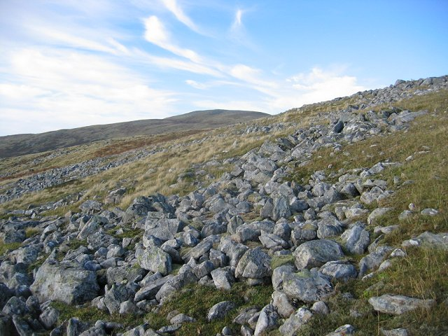 Stonefields, Meall na h-Eilde.