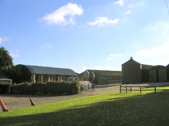 Farm Buildings, Crondon Hall, Margaretting
