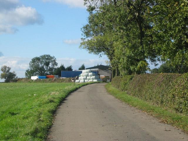 Brentingby Lodge Farm