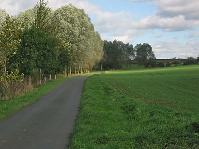 Woodfold Lane near Freeby
