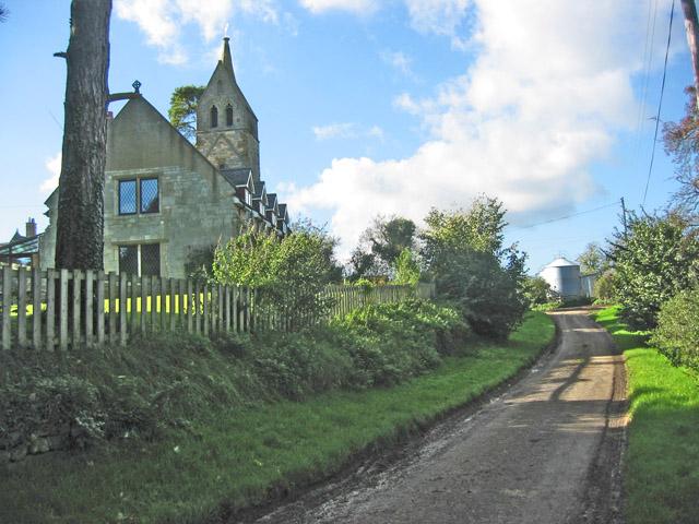 Brentingby, near Melton