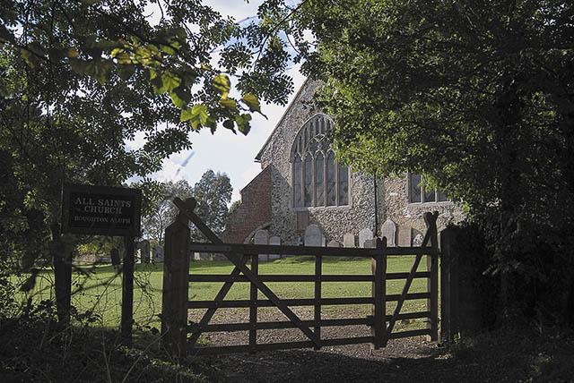 Boughton Aluph Church