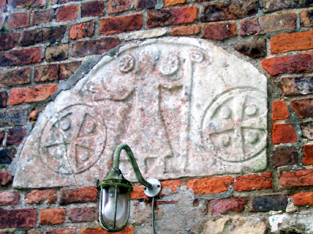 Norman Tympanum - South Ferriby Church