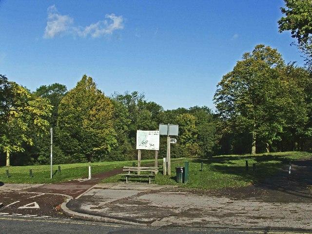 Dollis Valley Green Walk, Totteridge