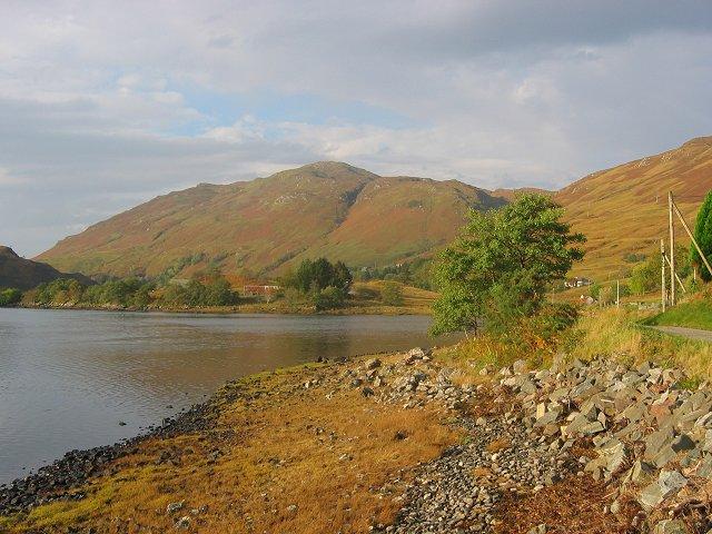 Loch Long, Sallachy