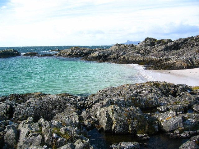 Beach at Port nam Murrach