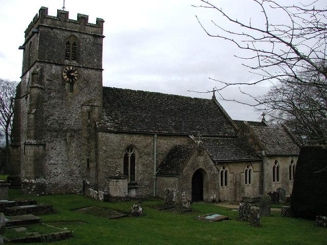 Miserden (Glos) St Andrew's Church