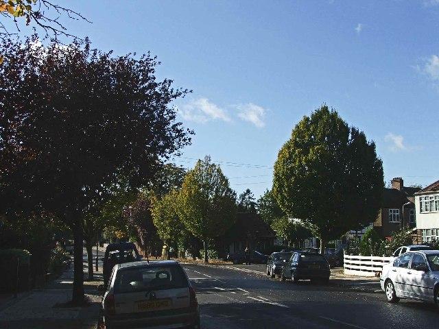 Longland Drive, Totteridge
