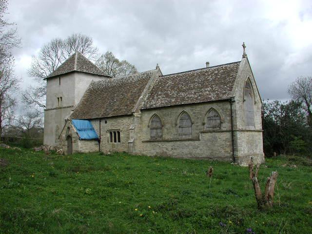 Newington Bagpath (Glos) St Bartholomew's Church