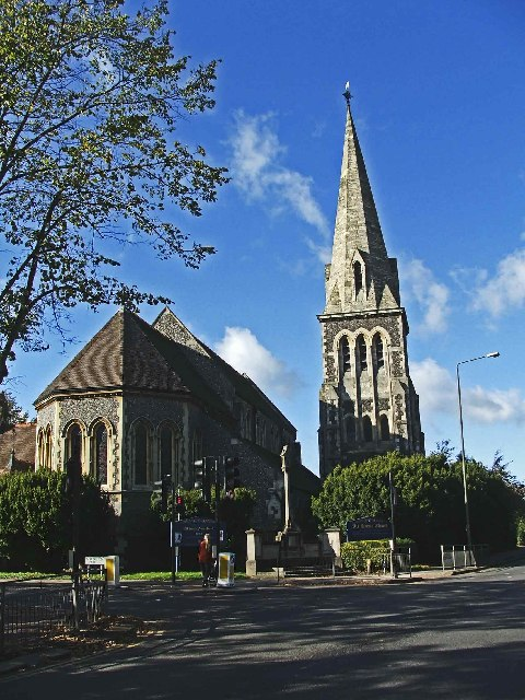 All Saints Church, Friern Barnet